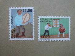 Grönland    Europa    Cept  Musikinstrumente   2014 ** - Europa-CEPT