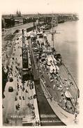 CPA-1948-33-BORDEAUX-CROISEUR DUGUAY TROUIN- A QUAIDevant Les QUINCONCES-VUE Aerienne-TBE - Guerre