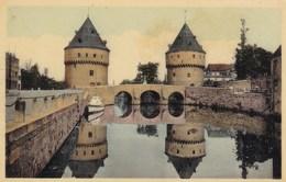 Kortrijk, De Broeltorens (pk31935) - Kortrijk