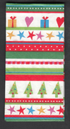 Paper Wipes Pine Tree And Gifts - SAL00048 - Paper Napkins (decorated)