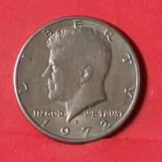 USA 1/2 DOLLAR 1972 D -    KM# 202b - (Nº17370) - 1964-…: Kennedy