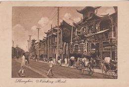 SHANGHAI,NANKING ROAD-TOYO MURAKAMI-ORIGINALE 2100% - Cina