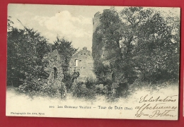 PRG-16 Bex Tour De Duin. Précurseur. Cachet 1904 - VD Vaud