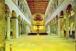 Thessaloniki - L'interno Della Chiesa Aghios Dimitrios - 2236 - Formato Grande Non Viaggiata - E - Grecia