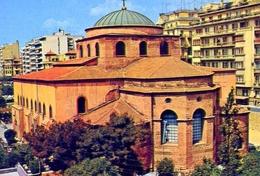 Thessaloniki - Sainte Sophie - Formato Grande Non Viaggiata - E - Grecia