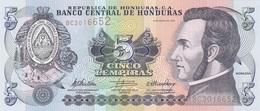 Honduras 5 Lempiras 2010 - UNC - Honduras