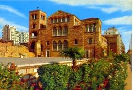 Salonicco - La Basilique De St Demetre - 986-35 - Formato Grande Non Viaggiata - E - Grecia