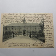 07 - SAINT LAURENT LES BAINS  -  N. D. Des Neiges  En 1904 - France