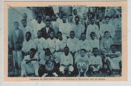 Cpa St002618 Trinité Et Tobago , Mission Dominicaine De Trinidad Léproserie De Chacachacare Confrérie Sacré Coeur Chez - Trinidad