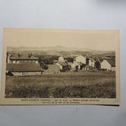 07 - SAINT AGREVE  -  5 Anciennes Cartes Postales Du Village (voir Scan) - Saint Agrève