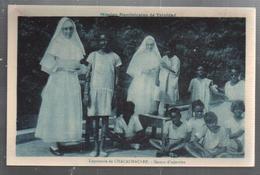 Cpa St002615 Trinité Et Tobago , Mission Dominicaine De Trinidad Léproserie De Chacachacare Séance D'injection - Trinidad