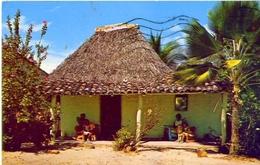 Vivenda Tipica En Un Pueblo Del Interior De La Repubblica De Panama - 674 - Formato Gpiccolo Viaggiata - E - Panama