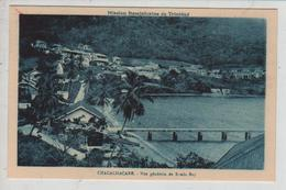 Cpa St002609 Trinité Et Tobago , Mission Dominicaine De Trinidad Chacachacare  Vue Générale De Sonda Bay - Trinidad
