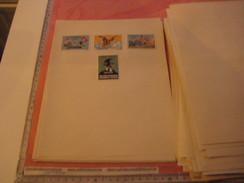 4 Poster Stamp Advertising Litho New York Hamburger GUMMIwaren ADLER KAME Käme Eagle Arend   ART - Cinderellas