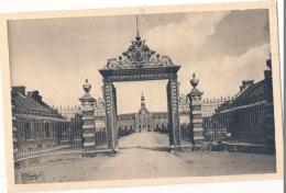-59- SANATORIUM NATIONAL VANCAUWENBERGHE Zuydcoote Entrée De L'établissement Neuve Excellent état - Francia