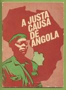 Angola - A Justa Causa - Portugal - Bücher, Zeitschriften, Comics