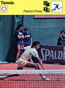 Tennis  ***  Patrick Proisy - Tennis