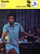 Tennis  ***  Arthur Ashe - Tennis