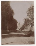 ° 04 ° BARCELONNETTE ° Entrée Côté Tournoux  ° PHOTO ° - Barcelonnette