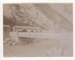 ° 04 ° HOPITAL DE L'UBAYE - PONT  ° PHOTO ° - Autres Communes