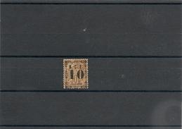NOUVELLE CALÉDONIE  Année 1891/92 N° Y/T : 12 * - Unused Stamps