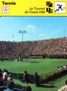 Tennis  ***   Le Tournoi De Forest Hills - Tennis