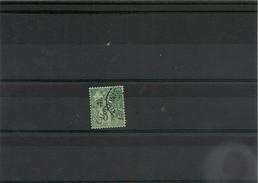 NOUVELLE CALÉDONIE  Année 1892 N° Y/T :24 Oblitéré - Gebraucht