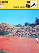 Tennis  ***  Roland-Garros - Tennis
