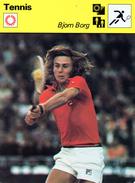 Tennis  *** Bjorn Borg - Tennis