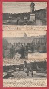 La Gileppe  ( Barrage ) - 3 Cartes Postales ... Précurseur ( Voir Verso ) - Gileppe (Barrage)