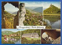 Deutschland; Muggendorf; Fränk. Schweiz; Multibildkarte - Germania