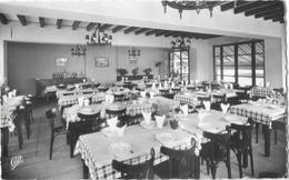 La Chapelle En Vercors (Drôme) - Le Nouvel-Hôtel, Le Restaurant - Carte CAP Non Circulée - Hotels & Restaurants