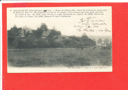 76 NEUFMARCHE Cpa Ruines Du Chateau Fort         8 Breton - France