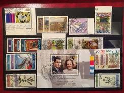 Liechtenstein ** 1993 Jahrgang Komplett Nach Michelkatalog Katalog 37,00 - Liechtenstein