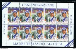 2016 - VATICAN - VATICANO - VATIKAN - D21 - MNH SET OF 10  STAMPS  ** - Vaticano (Ciudad Del)