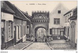 59. Nord : Cassel : Porte D ' Aire . - Cassel