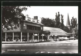 """AK Groesbeek, Hotel """"Gelria"""" - Niederlande"""