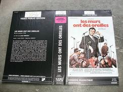"""Rare Film : """" Les Murs Ont Des Oreilles """" - Comedy"""