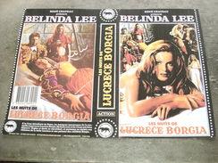"""Rare Film : """" Les Nuits De Lucrece Borgia """" - Romantic"""
