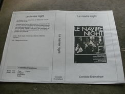 "Rare Film : "" Le Navire Night "" - Drama"