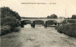 DEMANGEVILLE - Frankreich