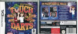 JEU NINTENDO DS TOUCH DARTS FRANCE NEUF SOUS BLISTER - Nintendo Game Boy