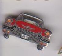 Pin' S   VOITURE CORVETTE - Corvette