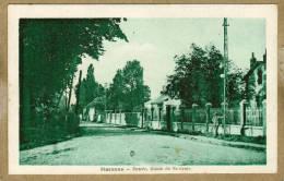 Sissonne (Aisne) Route De Saint-Erme - Sissonne