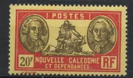 NOUVELLE CALÉDONIE : SERIE COURANTE N° Yvert  161** - New Caledonia