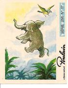 CHOCOLAT POULAIN - JIMBO L'ELEPHANT- COLLECTION 1970 - SERIE 256 - IMAGE N°17 - Poulain