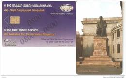 Armenia-Hovhannes Tumanyan, DUMMY CARD(no Code)