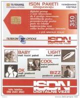 Bosnia-ISDN, DUMMY CARD(no Code) - Bosnia