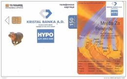Bosnia-Kristal Banka/Hypo DUMMY CARD(no Code) - Bosnia