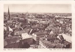 Riga - Blick Vom St. Petri Kirchenturm (015) - Lettland